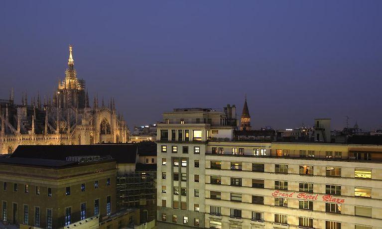 Grand Plaza Hotel Milan